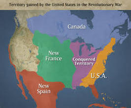 Revolutionary War Map UsHistory - Map of us after revolutionary war